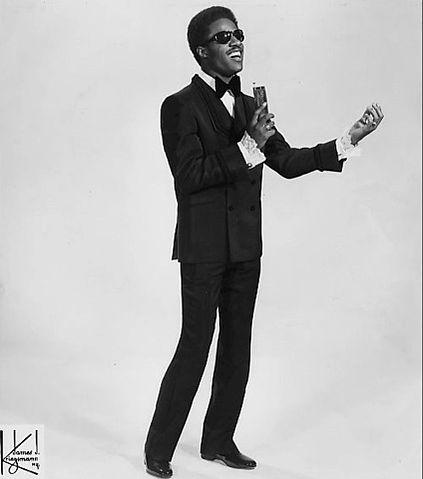 Featured Artist: Stevie Wonder